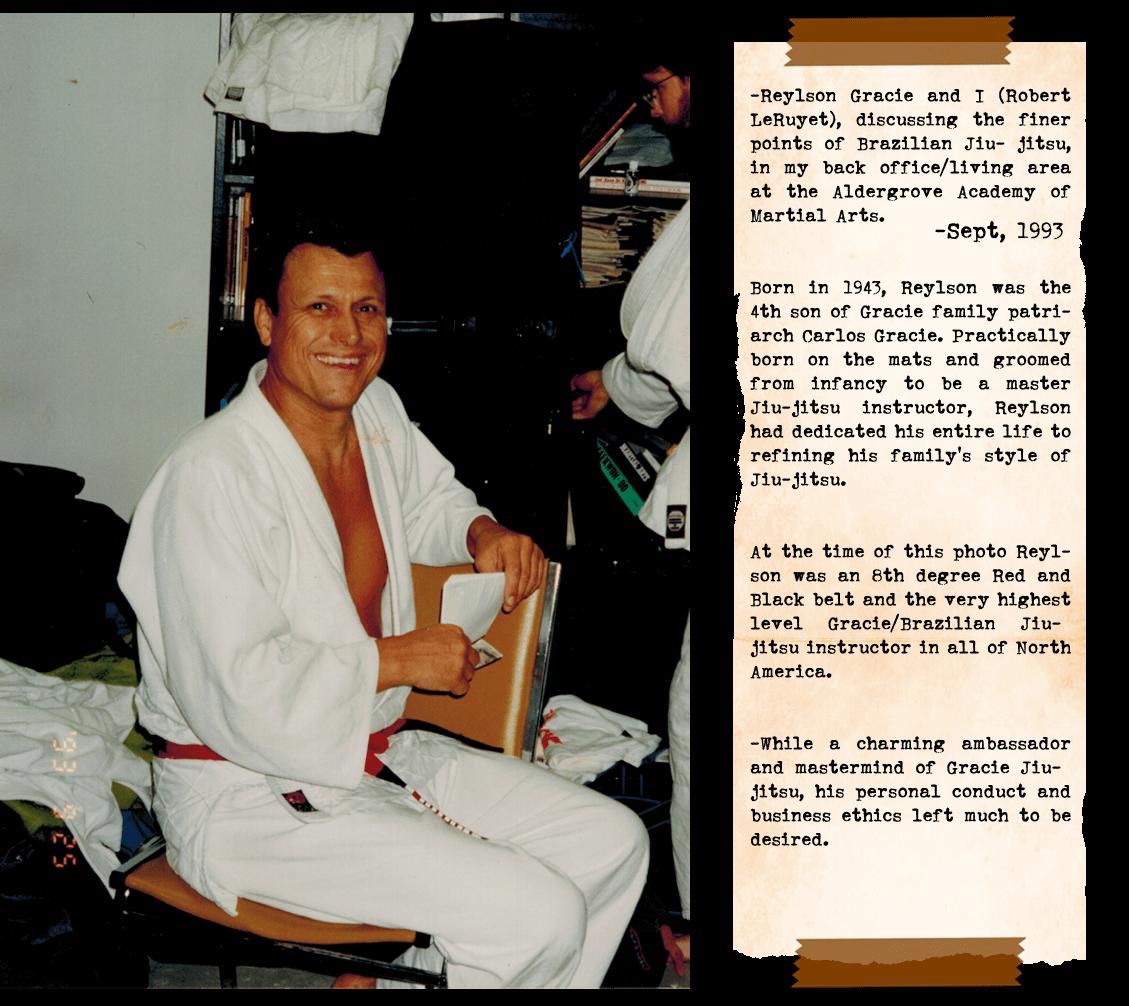 HISTORICAL Q AND A | LeRuyet Jiu-Jitsu & MMA